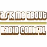 Pregúnteme acerca del control de radio esculturas fotograficas