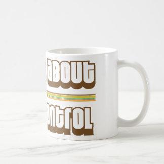 Pregúnteme acerca del control de radio tazas de café