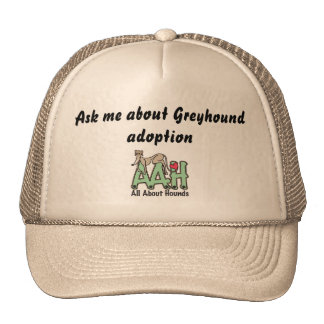 Pregúnteme acerca del gorra de la adopción del gal