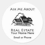 Pregúnteme acerca del pegatina de las propiedades
