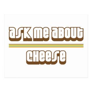 Pregúnteme acerca del queso postal