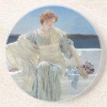 Pregúnteme no más por sir Lorenzo Alma Tadema Posavaso Para Bebida