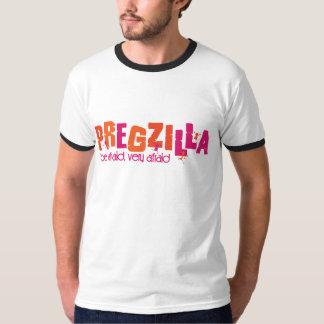 Pregzilla Playeras