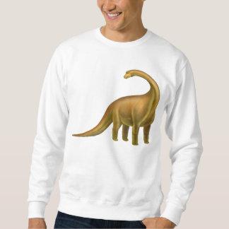 Prehistoric Brachiosaurus Dinosaur Sweatshirt