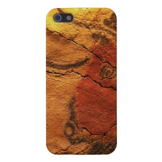 Prehistoric Cave Art Case For iPhone SE/5/5s