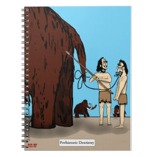 """Prehistoric Dentistry"" Notebook"