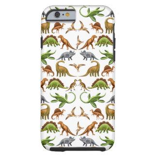 Prehistoric Dinosaur Paleo iPhone 6 Case