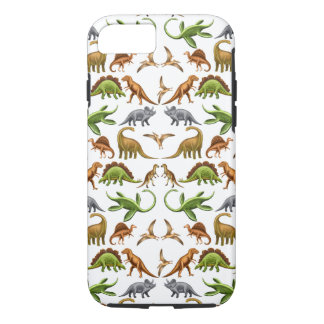 Prehistoric Dinosaur Paleo iPhone 7 Case