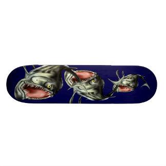 Prehistoric Fish Skateboard