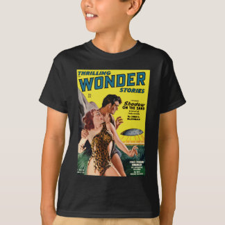 Prehistoric Flying Saucer T-Shirt