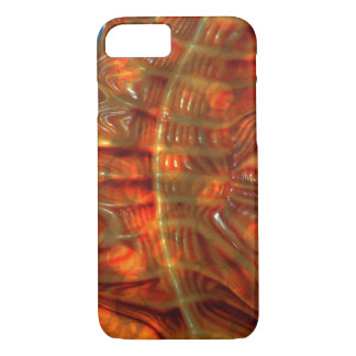 Prehistoric Patterns Abstract Art iPhone 7 Case