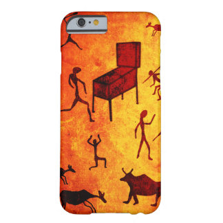 Prehistoric Pinball Barely There iPhone 6 Case