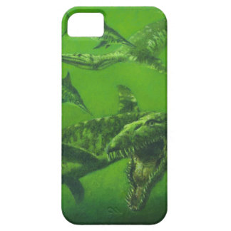 Prehistoric Pliosaur iPhone 5 Case-Mate