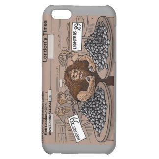 Prehistoric Retail Shopping Funny Gifts Cards Case For iPhone 5C