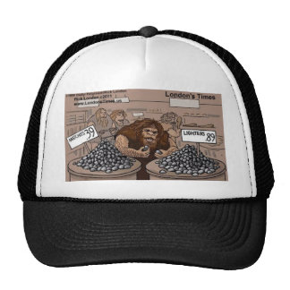 Prehistoric Retail Shopping Funny Gifts Tees Cards Trucker Hat
