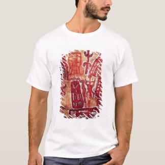 Prehistoric rock painting T-Shirt