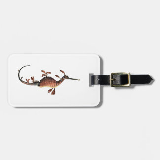 Prehistoric Seahorse Tags For Luggage