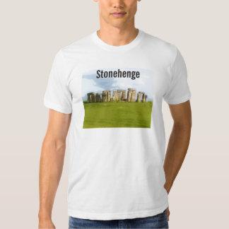 Prehistoric Stonehenge Illustration T-Shirt