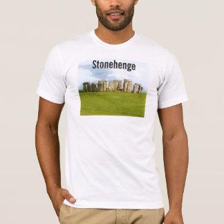 Prehistoric Stonehenge Personalized T-Shirt