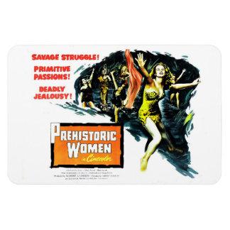 """""""Prehistoric Women"""" Magnet"""