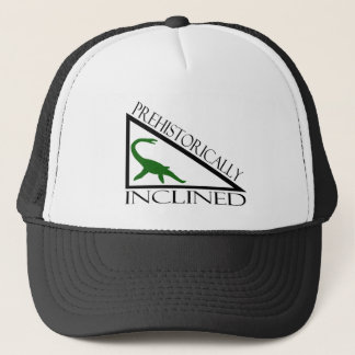 Prehistorically Inclined Trucker Hat
