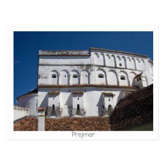 Prejmer Fortified Church Postcard