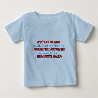Prejudge Baby T-Shirt