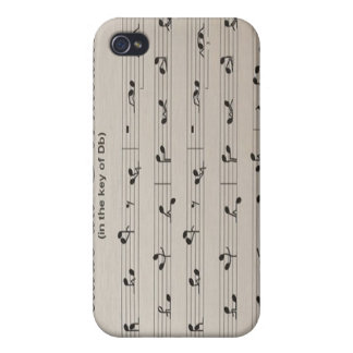 Prelude Du Fornication iPhone 4/4S Case