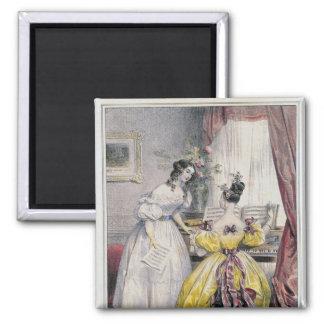 Prelude, from 'Journal des Femmes', 1830-48 Magnet