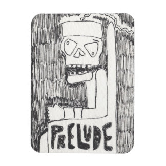 'Prelude' Magnet by Kenneth Joyner