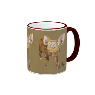 Prelude to a Pig Mug