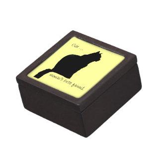 Prem Gift Box - Cat ... woman's best friend