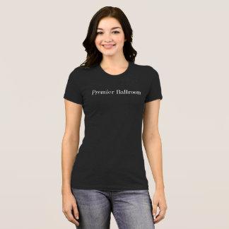 Premier Ballroom Slim Jersey T-Shirt - Dark Gray