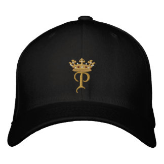 Premier Crown Cover - VI Embroidered Baseball Cap