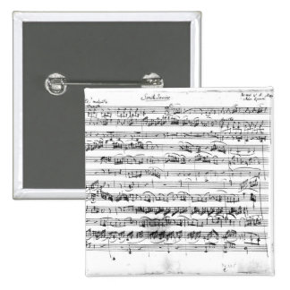 Premier de Sonate para el violín y el clavicordio Pins