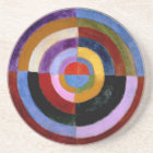 Premier Disque by Robert Delaunay Drink Coaster