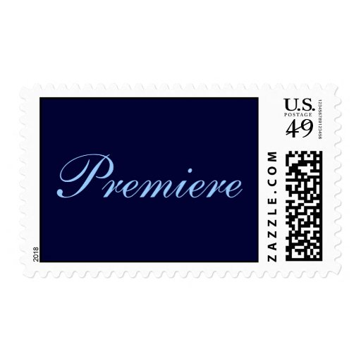 Premiere Postage Stamps