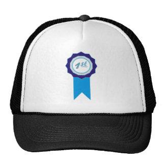 Premio azul gorro de camionero