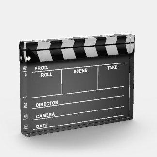 Premio de acrílico de la tablilla de la película