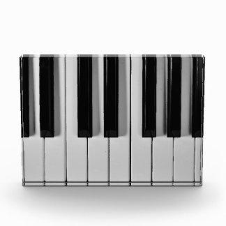 Premio de encargo del teclado de piano