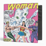 """Premio de la batalla de la Mujer Maravilla Carpeta 1 1/2"""""""