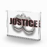 PREMIO DE LA JUSTICIA