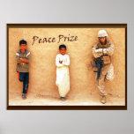 """""""Premio de la paz """" Impresiones"""