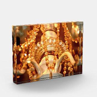 Premio de Shabby-Chandelier-Bling-4-Gold