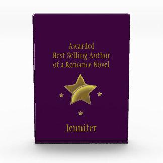 "Premio del ""autor superventas"": Jennifer"