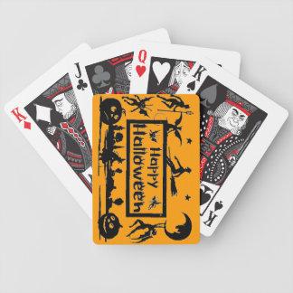 Premio del fiesta del regalo de la presentadora de baraja de cartas