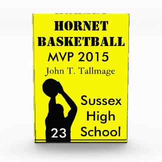Premio del MVP del baloncesto de la High School