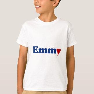 Premio Emmy con el corazón Playera