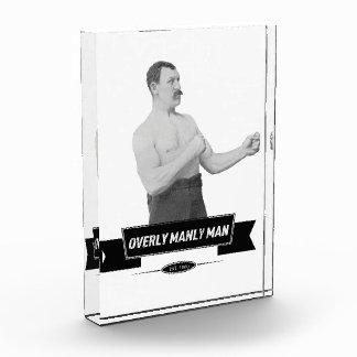 Premio excesivamente de hombres del hombre