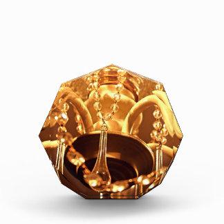 PREMIO lamentable de Bling 1-Gold de la lámpara